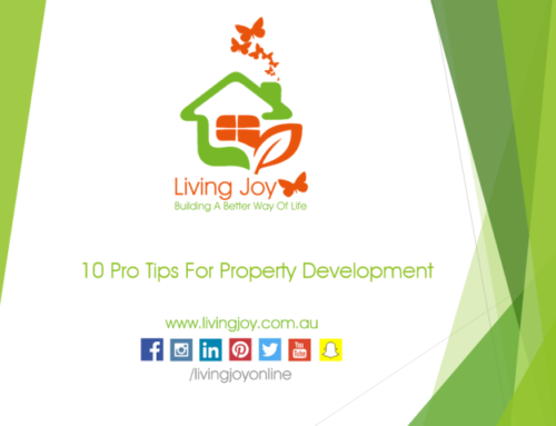 10 Pro Tips For Property Development